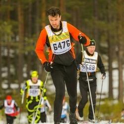 Skiing 90 km - Fredrik Zetterling (6476)