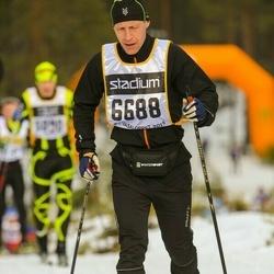 Skiing 90 km - Jens Isemo (6688)