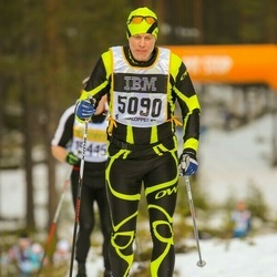 Skiing 90 km - Åke Axelsson (5090)
