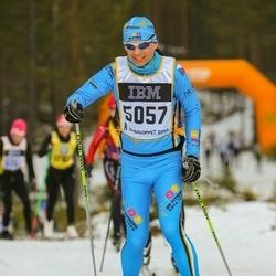 Skiing 90 km - Josef Suchodol (5057)