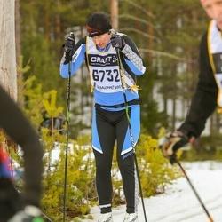 Skiing 90 km - Rickard Stark (6732)