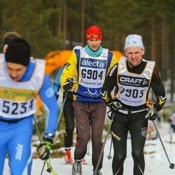 Skiing 90 km - David Michalicka (6904)