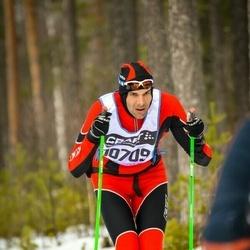 Skiing 90 km - Denis Salati (10709)