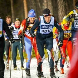 Skiing 90 km - Anders Olausson (4018)