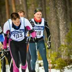 Skiing 90 km - Christian Røe (4133)