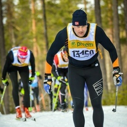 Skiing 90 km - Anders Svensson (13450)