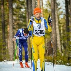 Skiing 90 km - Christer Lindberg (3506)