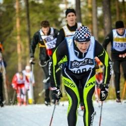 Skiing 90 km - Erkki Hummal (2084)
