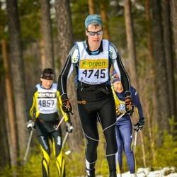 Skiing 90 km - Mattias Berglund (4745)