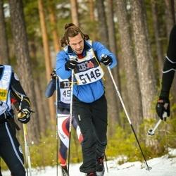 Skiing 90 km - Tomas Westergren (5146)