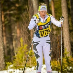 Skiing 90 km - Carola Eriksson (17792)