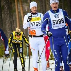 Skiing 90 km - Henrik Jakobson (4769)