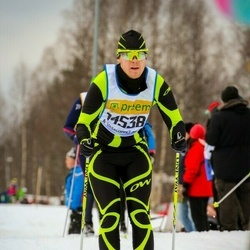 Skiing 90 km - Anders Perers (14538)