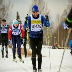 Skiing 90 km - Rickard Holmqvist (10430)