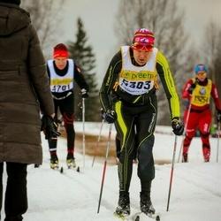 Skiing 90 km - Mats Gaston Ericsson (5303)