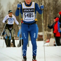 Skiing 90 km - Jim Gustavsson (5485)