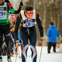 Skiing 90 km - Henrik Malmberg (5012)