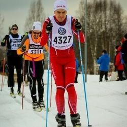 Skiing 90 km - Björn Olovsson (3311), Christian Tennstedt (4327)