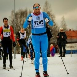 Skiing 90 km - Höskuldur Skuli Hallgrimsson (2289)