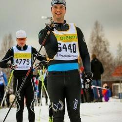 Skiing 90 km - Erik Bartholf (6440)