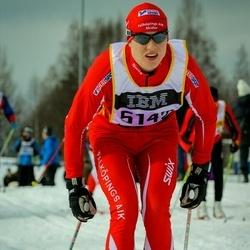 Skiing 90 km - Mårten Johansson (5145)
