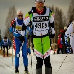 Skiing 90 km - Thomas Vasold (4965)
