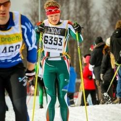 Skiing 90 km - Erik Lundqvist (6393)