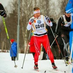 Skiing 90 km - Anders Svahn (6048)