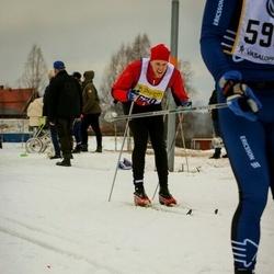 Skiing 90 km - Elias Hammar (4620)