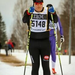 Skiing 90 km - Henrik Jakobsson (5148)