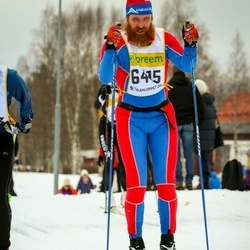 Skiing 90 km - Pär Ljung (6415)