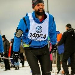 Skiing 90 km - David Clysén (14054)