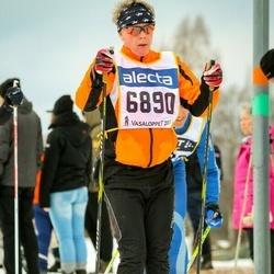 Skiing 90 km - Une Jonsson (6890)