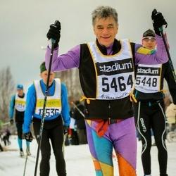 Skiing 90 km - Boris Petroff (5464)