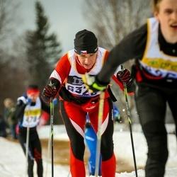 Skiing 90 km - David Jindra (6320)