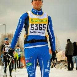 Skiing 90 km - Henrik Fahlén (5365)
