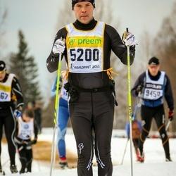Suusatamine 90 km - Anders Nygård (5200)