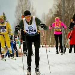 Skiing 90 km - Axel Olsson (7296)