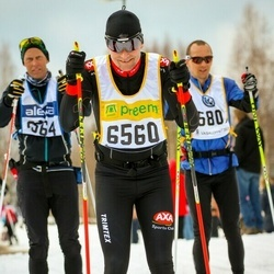 Skiing 90 km - Henrik Persson (6560)
