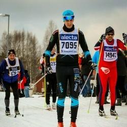 Skiing 90 km - Fredrik Samuelsson (7095)