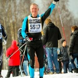 Skiing 90 km - Rune Kristiansen (5517)