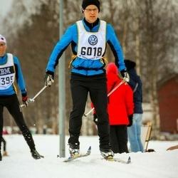 Skiing 90 km - Carl Henrik Stenmarker (6018)