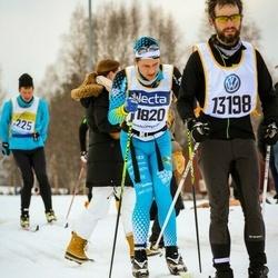 Skiing 90 km - Joel Grundström (11820), Henrik Sekander (13198)