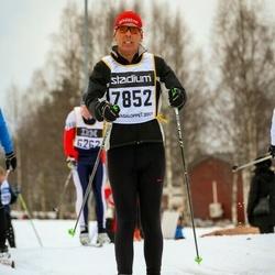 Skiing 90 km - Adrian Wirthner (7852)