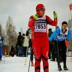 Skiing 90 km - Herbert Walits (7853)