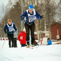 Skiing 90 km - David Wiklund (6957)