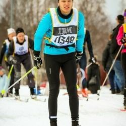 Skiing 90 km - Adam Ekholm (11348)