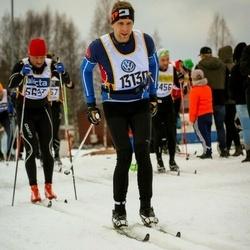 Skiing 90 km - Elias Johnsson (13130)