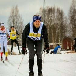 Skiing 90 km - Henrik Egerbo (14439)