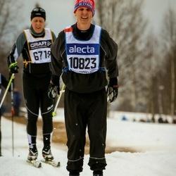 Skiing 90 km - Daniel Slunge (10823)